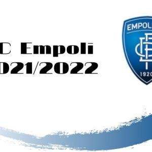 エンポリFC 2021-2022【選手一覧・フォーメーション・スタメン】