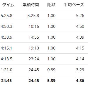 練習日誌20/9/4ジョグ5kmと雑談コスパのいいランチ