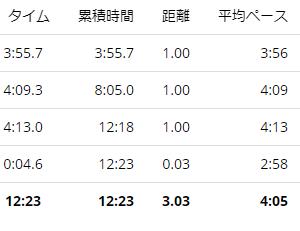 練習日誌20/10/28ペース走3km 雑談ビデオカメラの買い替え