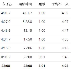 練習日誌21/1/17ペース走5km 予定されていたハーフマラソンが中止に