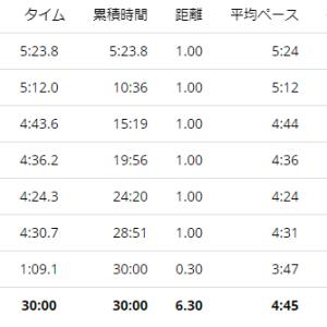 練習日誌21/2/21ジョグ5.2km かかとがパックリ割れ