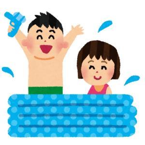 【未知の体力】子どもの体力削除のため水遊びをしましたが長男には効きませんでした