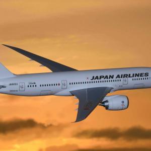 初めての株式投資 気になるあの会社のチャートを見てみよう③ 日本航空