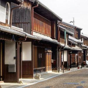 47番目の宿場町「関宿」関宿旅籠玉屋歴史資料館に行ってみた -おじおば下道の旅-