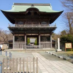 金沢文庫の称名寺を探索で不思議体験