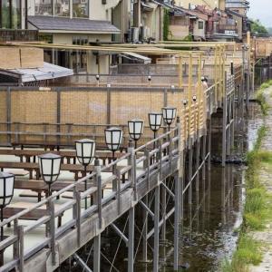 夏の風物詩!京都の川床(かわゆか)