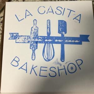 La Casita Bakeshopのパンが美味しい!