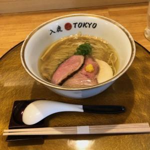 TVでも紹介された東久留米市の評判のラーメン店『入鹿(IRUKA)-Tokyo-』に行ってきた。