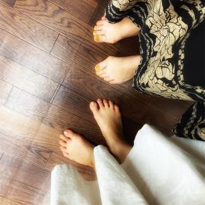 【フラダンス上達法】外反母趾対策。