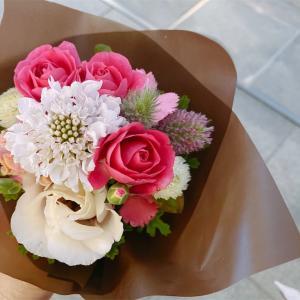 花を贈る。