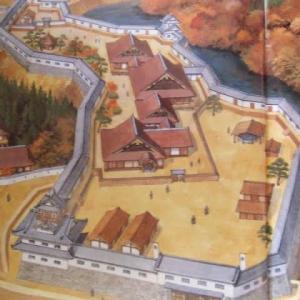 日本の城 《多聞山城》