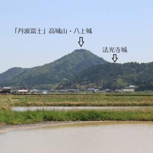 日本の城 《八上城》