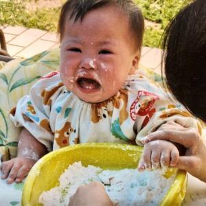 でも赤ちゃんのときは極度の人見知り