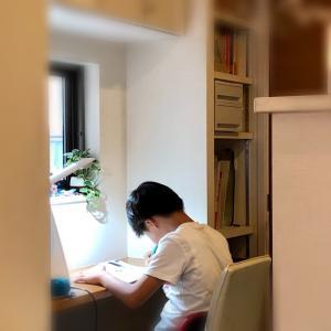 漢字検定に向けて勉強中