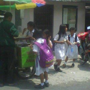 インドネシアの小学校
