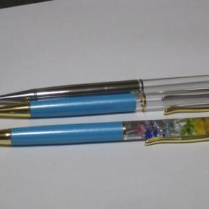 Seriaのハンドメイドに低価格で使えるボールペンが素敵♪