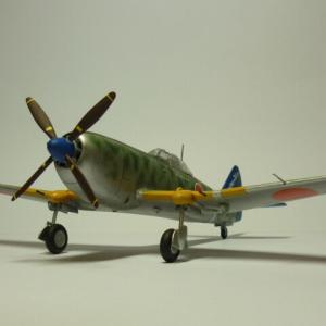 中島 キ87 高高度戦闘機 RSモデル 1/72