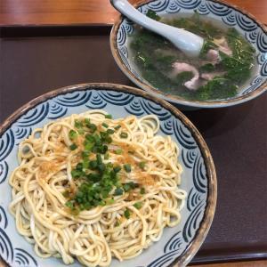 ラーメンレビュー(客家式まぜそば) 三妹客家味道(広州)
