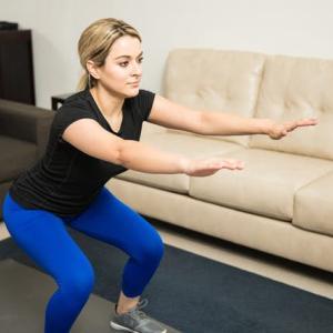 体重が減らない人におすすめ!体脂肪を落とす効果的な筋トレ2選❗️