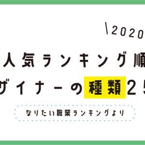 デザイナーの種類25選【2020年版人気ランキング順】