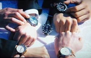 ドラマ「BG」斎藤工さん 着用腕時計!!