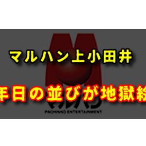 【地獄】マルハン上小田井駅前店、周年日の並びがとんでもないことに