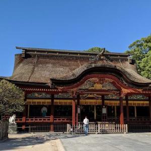 ヤギと太宰府天満宮 (2)