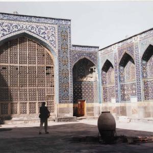 イラン、アルダビールとその周辺