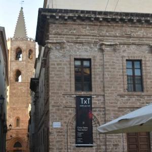 アルゲーロのウォーキングツアー:民族衣装とユダヤ人街