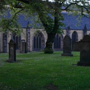 エディンバラの墓場ツアーに参加してみる