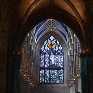 セント・ジャイルズ大聖堂を訪れて