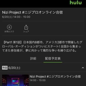 【虹プロジェクト】オンライン合宿!?