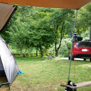 話題のキャンプ場 道志うちくるキャンプ場に行ってきました