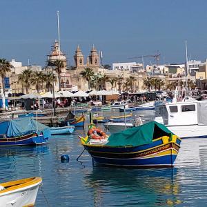 マルタ島短期留学🏝️