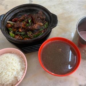 コタキナバルで絶対食べてほしい肉骨茶!@新紀肉骨茶(Sin Kee bah kut teh)