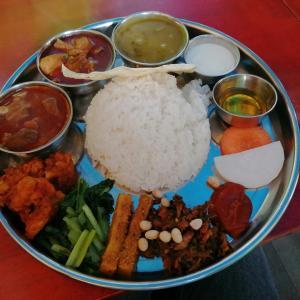 横浜の本格的なネパール料理