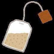 ティーバッグが爽健美茶に見えてきた。