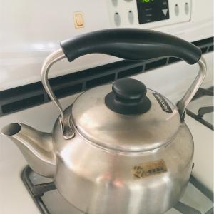 台所事情はケトルを見ればわかる。