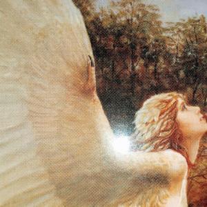 天使より「もうすぐ羽ばたく時!今あきらめないで」
