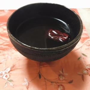 韓国風<なつめ茶>の超簡易バージョンを作ってみた!