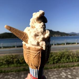 【しまなみ海道③】「しまなみドルチェ」で絶品ジェラートを♪