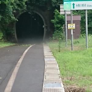 (24日目)新潟から富山へ難関道路