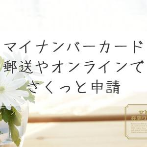 子どものマイナンバーカード交付申請【マイナポイントStep1】