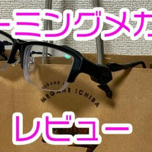 バウヒュッテ ゲーミングメガネを買ってみた