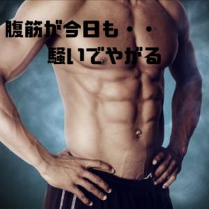 割れた腹筋を見せたいなら【脂肪を削ぎ落せ!】