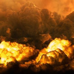 盛岡市茶畑1丁目の火事画像動画!マンション火災原因やけが人は?10月31日