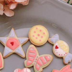 【アイシングクッキー】でSNS映えジェンダーリビールケーキを作る