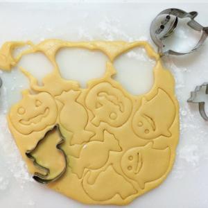 【簡単】低糖質アイシングクッキーの作り方(基本レシピ)