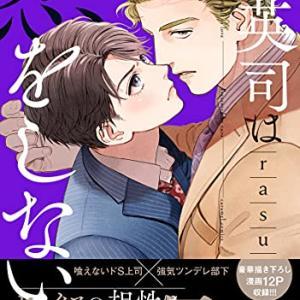 『辻英司は恋をしない』rasu ☆ネタバレ感想☆