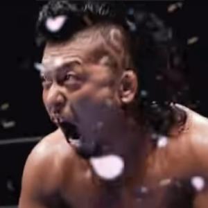 鷹木信悟「EVIL、支離滅裂だな・・・」新日本プロレス